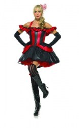 CanCan Dancer LA