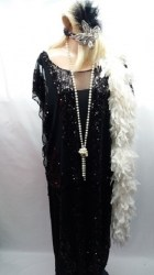 Sequin Tabard