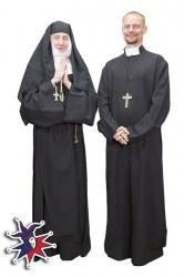 Priest + Nun
